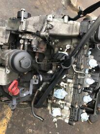 06 BMW 1 SERIES 120 DIESEL ENGINE