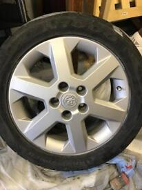 Vauxhall Astra 16 inch alloys