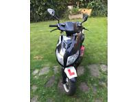 *SOLD* 50cc moped/scooter