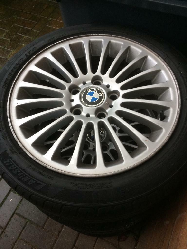 3series e46 bmw alloys