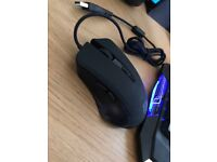 Tt eSPORTS gaming mouse, never used