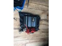 "Alpine amp v12 and 4x 12"" subs Yamaha"
