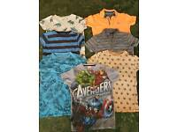 NEXT boys aged 8 summer clothes bundles