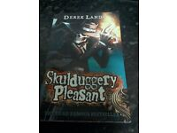 Brand new Skulduggery Pleasant Book 1
