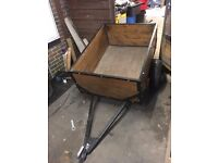 3ft x 4ft trailer in nice used condition