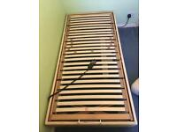 Electric bed -