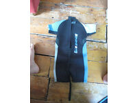 Wetsuit age 3/4