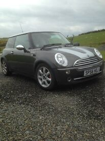 Mini Cooper Park lane very rare ***Automatic*** 2006 56 plate panoramic sunroof