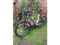Kona 27 Speed Mountain Bike