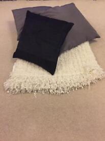 Throw and Cushion Bundle