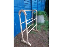 Victorian Style Towel Rail