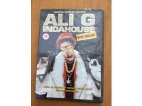 NEW SEALED ALI G INDA HOUSE DVD