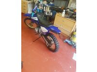 125 pitbike 5 speed gearbox