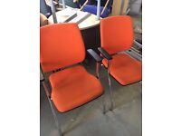 2 GREAT VISITOR CHAIRS