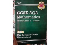 GCSE AQA MATHEMATICS NEW SPEC SECOND HAND