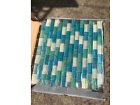 Mosaic tiles sheets