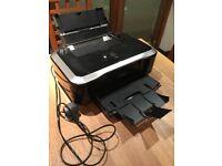 Canon 520pgbk PGI 520bk twin pack black cartridge(1 opened,1 UNUSED)+repair VGC Pixma IP4600 PRINTER