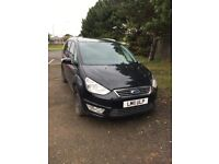 FORD GALAXY TDCI powershift SPARES OR REPAIR