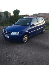 Volkswagen Polo 1 litre great first car