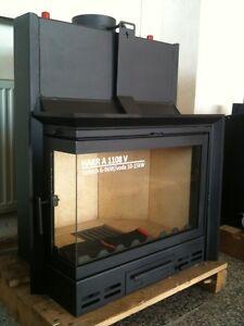 wasserf hrender kamineinsatz hakr a 1108 v kamin heizung heizkassette ebay. Black Bedroom Furniture Sets. Home Design Ideas