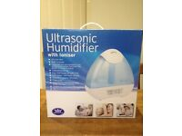 Prem-i-air Ultrasonic Humidifier with Ioniser PUH-610