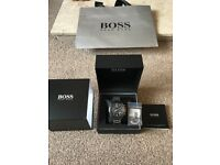 Hugo boss mans watch