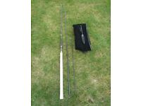 "Maver ""Reactorlite"" 13ft Match 2 Rod (Never used)"