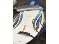 Surfboard with Carry Case £110 Cardiff
