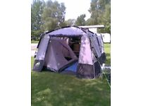 Khyam Motordome Classic Quick Erect Campervan Drive Away Awning