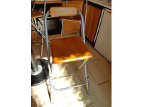 3 Kitchen Bar style high chair style stools