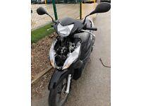 2011 (11) HONDA NSC110 NSC 110 VISION BLACK