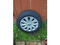 Bridgestone Winter Tyres and Wheels for BMW (set of 4)
