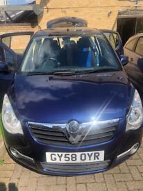 Very clean Vauxhall Agila