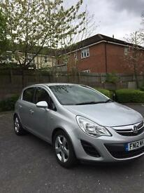 Vauxhall corsa 1.3 EXc cdti stop and start diesel