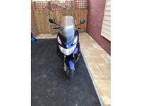 Suzuki scooter 125cc