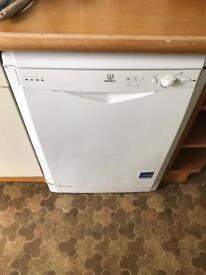 Indesit dishwasher