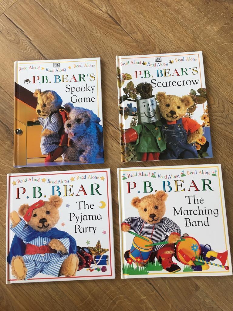 Children's P.B. Bear Books