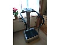 Crazy Fit Massage Machine Vibration plate