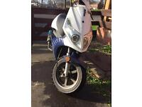 Generic xor 125cc
