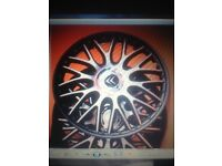 "Wheel trims for sale 15"" inch car or van"