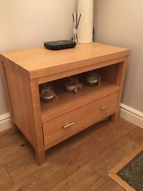 Oak TV/Entertainment unit