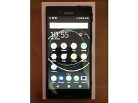 Sony Xperia XZ, 64GB, 4K Display, Unlocked - Deep Sea Black (G8141)