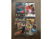 Various psp games