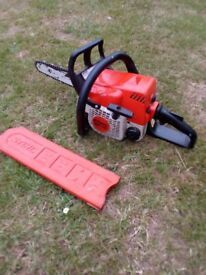 Stihl ms170 chainsaw 12""