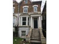 LOVELY SPACIOUS 3 BEDROOM GARDEN FLAT IN PERIOD HOUSE CONVERSION