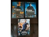 Bourne dvds