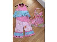 Super cute girls designer beetlejuice set & Chipie top age 3-4