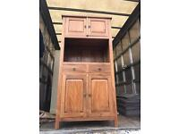 Teak dresser unit in great condition