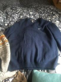 Nike golf jumper