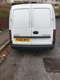 Vauxhall combo 1.3cdti 123000 miles
